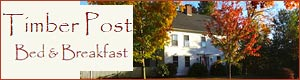 Timber Post Bed and Breakfast Hollis NH